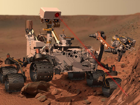 © NASA/JPL Caltech